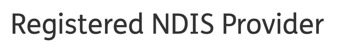 NDIS Registered Provider