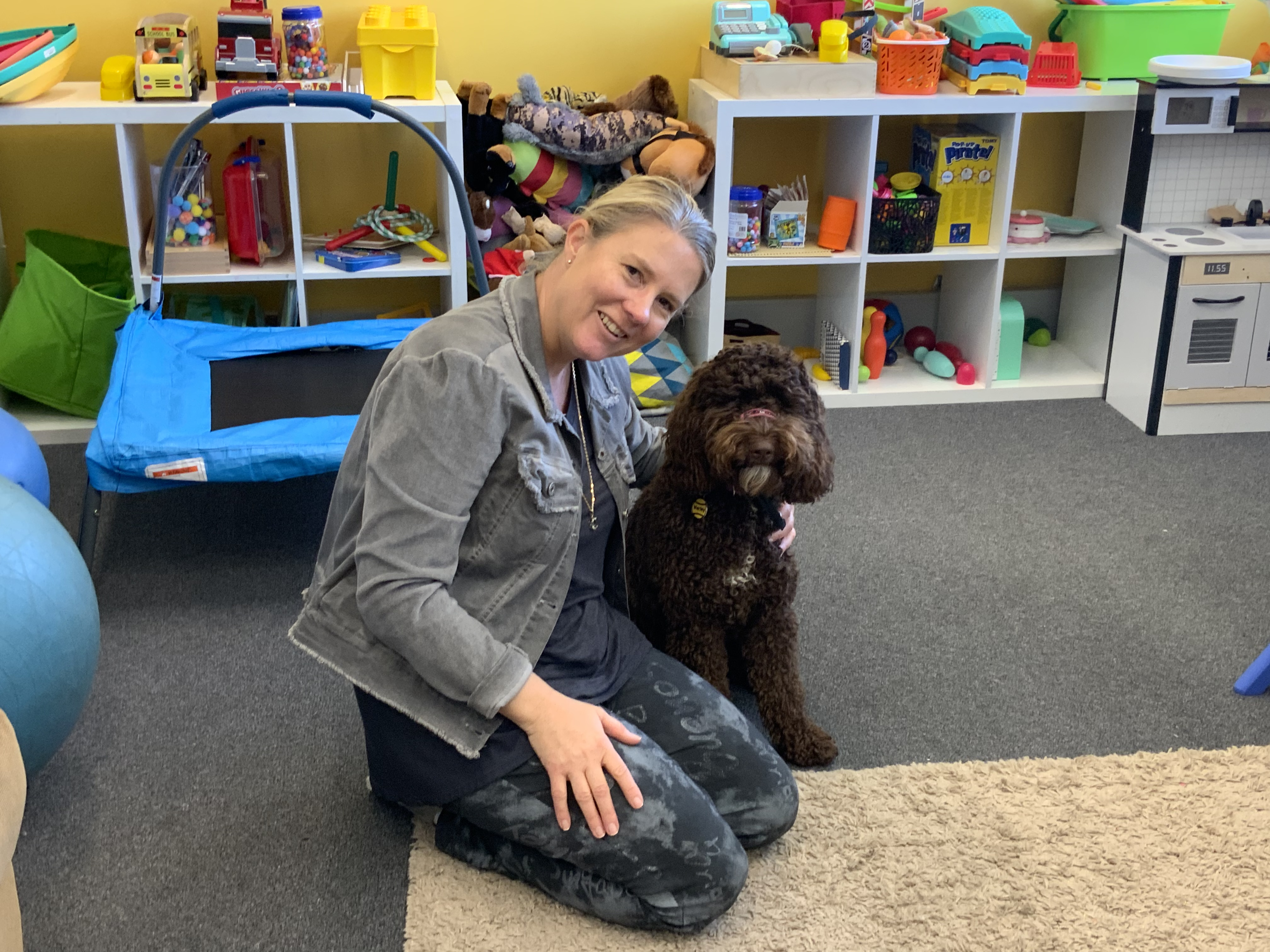 Play Therapy Dogs